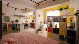 Improve the basement apartment into a place to live