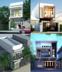 Beautiful low-cost two-storey two-bedroom house