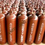 Verification of refilled steel bottles used for liquefied petroleum gas (LPG)
